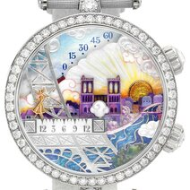 Montre Lady Arpels Poetic Wish © Van Cleef & Arpels, photographie Rémi Dericke