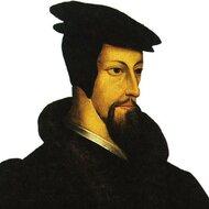 John Calvin's portrait