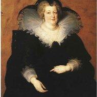 Maria de Medici by Rubens
