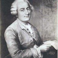 Ferdinand Berthoud's portrait, 1727-1807