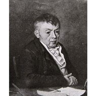 Jean Frédéric Leschot's portrait