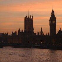 The british Parliament, 1714