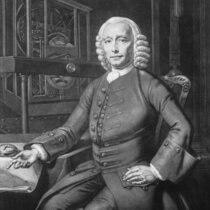 John Harrison's portrait