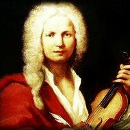 An unknown venetian 18th century musician, porträt von F. M. La Cave, 1723