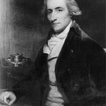 Thomas Earnshaw's portrait
