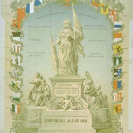 Constitution suisse / 1874