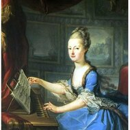 玛丽•安托瓦内特(法王路易十六的王后)