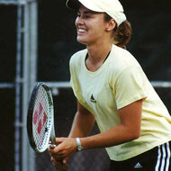 Martina Hingis © Bill Mitchell