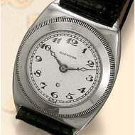 Harwood: fine, self-winding wristwatch