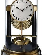 Atmos clock by LeCoultre