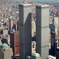 2001 - World Trade Center in New York