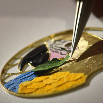 Floral Marquetry-maker or Wood Marquetry-maker © Cartier