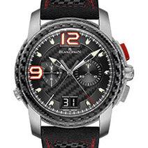 Blancpain: L-Evolution split-seconds flyback chronograph