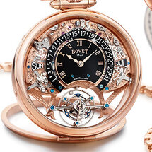 Amadeo Fleurier Tourbillon Virtuoso III