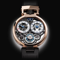 Bovet 1822: Flying Tourbillon Ottantasei