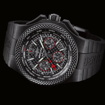 Breitling: Bentley GMT B04 S Carbon Body