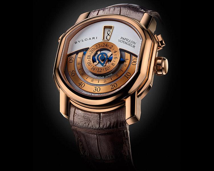Papillon Voyageur - Fondation de la Haute Horlogerie c193a53c25b