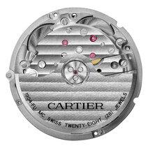 Cartier : Drive de Cartier Grande Date Second Fuseau Rétrograde et Indicateur Jour/Nuit