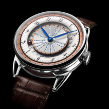 De Bethune : DB25 World Traveller