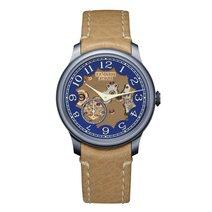 F.P. Journe : Chronomètre bleu « Byblos »