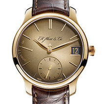 H. Moser & Cie: Moser Perpetual 1 « Golden Edition »