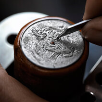 Hermès : Arceau Tigre