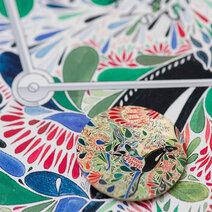 Hermès : Slim d'Hermès Mille Fleurs du Mexique