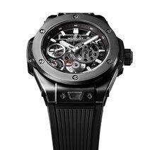 Hublot: Big Bang MECA-10 All Black