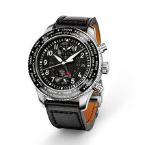 IWC : Montre d'Aviateur Timezoner Chronographe