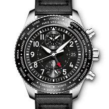 Montre d'Aviateur Timezoner Chronographe