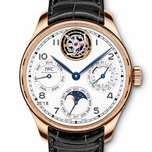 "Portugieser Perpetual Calendar Tourbillon Edition ""150 Years"""