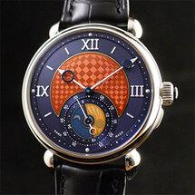 GMT-6 Enamel Double Back腕表