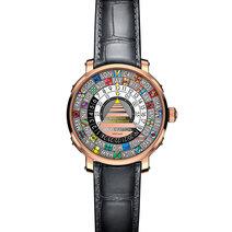 Louis Vuitton : Escale Répétition Minutes Worldtime