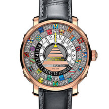 Escale Worldtime Minute Repeater