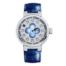 Louis Vuitton : Montre Tambour Blossom Spin Time 39.5mm - Automatique