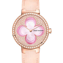 Tambour Monogram Blossom 35 mm Automatic