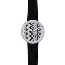 Louis Vuitton : Montre Joaillerie Chevron