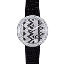 Chevron Jewellery Watch