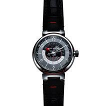Louis Vuitton : Tambour GMT Graphite