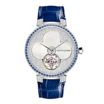 Louis Vuitton : Tambour Monogram « Sun » Tourbillon
