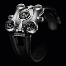 "MB&F: Horological Machine No.6 ""Space Pirate"""