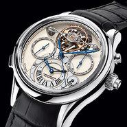 Montblanc Collection Villeret 1858 - Exo Tourbillon Rattrapante - Montblanc