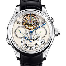 Collection Villeret 1858 Exotourbillon Rattrapante