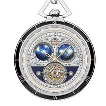 Collection Villeret Tourbillon Cylindrique Pocket Watch 110 Years Edition