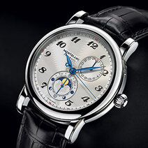 Montblanc : Star Twin Moonphase