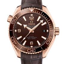Seamaster Planet Ocean 600M «Chocolat»