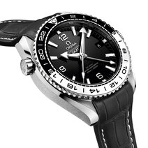 Omega : Seamaster Planet Ocean 600m 43,50 mm GMT