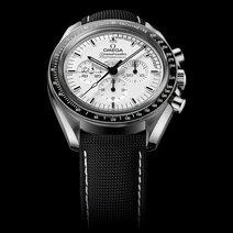 Omega: Speedmaster Apollo 13 Silver Snoopy Award