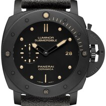Officine Panerai :  Luminor Submersible 1950 3 Days Automatic Ceramica