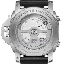 Officine Panerai : Luminor 1950 3 days Chrono Flyback